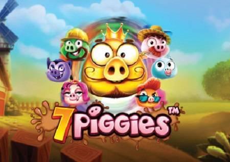 7 Piggies – smiješni prasići poklanjaju bonuse!