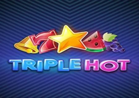 Triple Hot – slatke voćkice sa 3 džekpota!