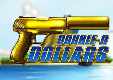 Double O Dollars – detektivski video slot!