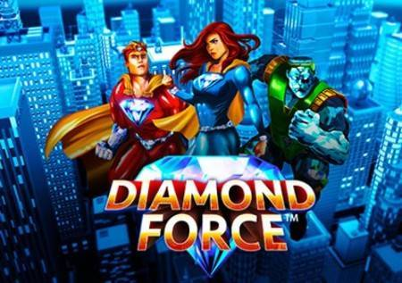 Diamond Force – dijamantski bonusi!