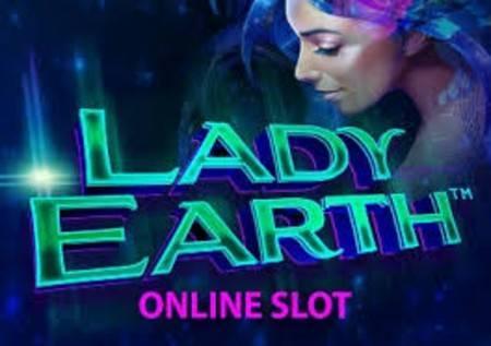 Lady Earth – osvojite kosmičku bonus igru!