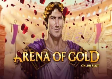 Arena of Gold – borba gladijatora za džekpot!