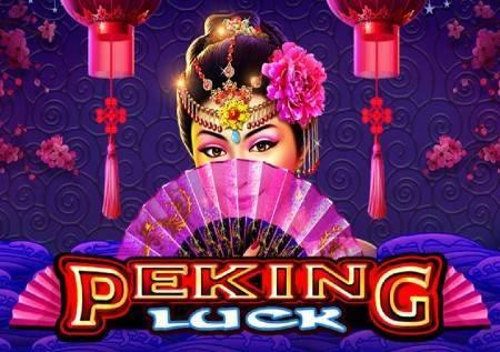 Peking Luck –  igra velikih dobitaka!