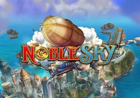 Noble Sky – poletimo zajedno do 4 džekpota!