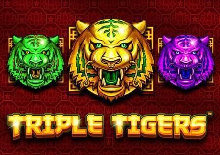 Triple Tigers – klasičan kazino slot!