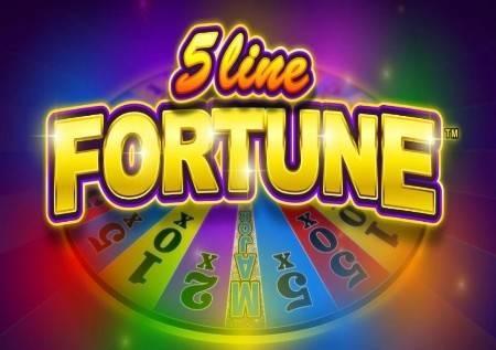 5 line Fortune – klasičan slot donijeće vam sreću!
