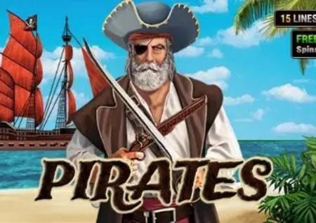 Pirates – piratska potraga za skrivenim blagom!