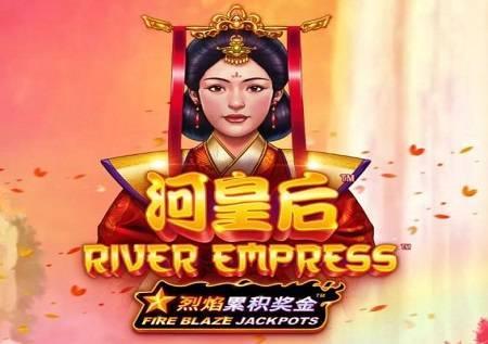 Fire Blaze River Empress – biserni bonusi!