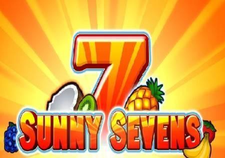 Sunny Sevens – neka vas osunča veliki dobitak!