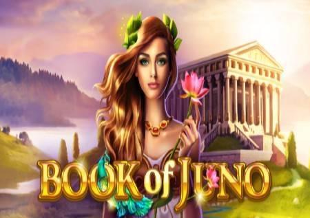 Book of Juno – rimska boginja nagrađuje!