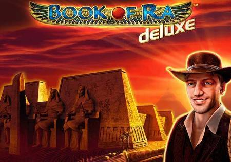 Book of Ra Deluxe – knjige su ključ do kazino bonusa!