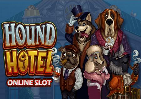 Hound Hotel – odlični bonusi!