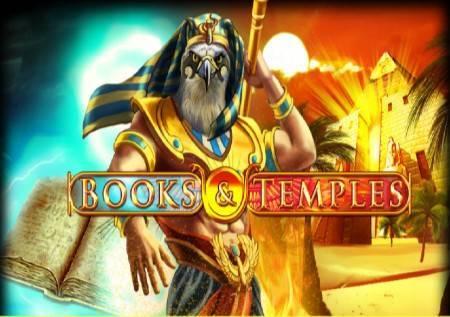 Books and Temples – knjige vas nagrađuju!