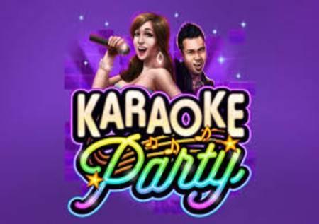 Karaoke Party – zapjevajte uz slot!