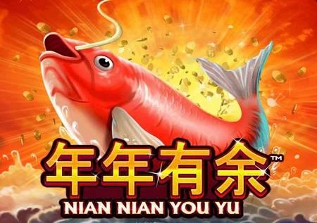 Dragon Nian Nian You Yu – ulovite  bonuse!
