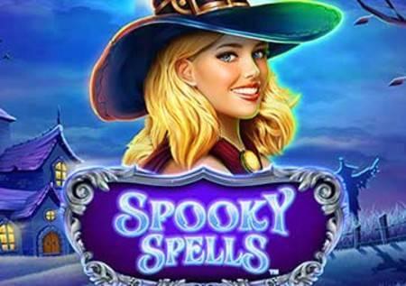 Spooky Spells – magični napitak u slotu!