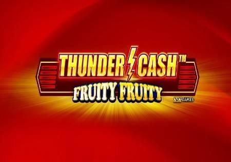 Thunder Cash Fruity Fruity – u kazino slotu sjajan džekpot!