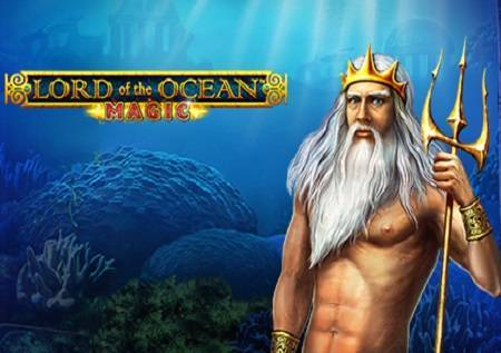 Lord of the Ocean Magic – Posejdon će vas povesti do bonusa!