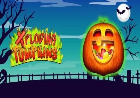 Xploding Pumpkins – eksplozija džokera donosi zabavu!