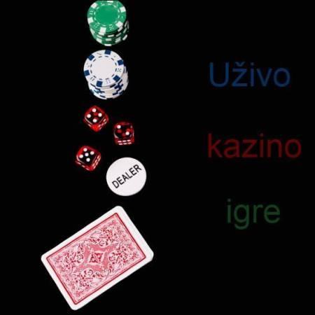 Uživo kazino igre – izdvajamo!