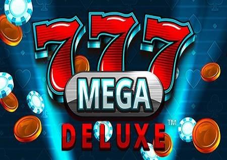 777 Mega Deluxe – slot sa modernim detaljima!