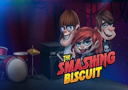 The Smashing Biscuit – rok žurka u slotu!