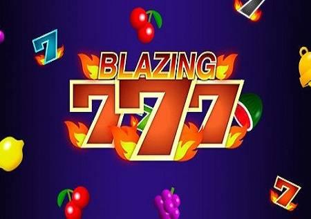 Blazing 777 – voćna tema u slotu!