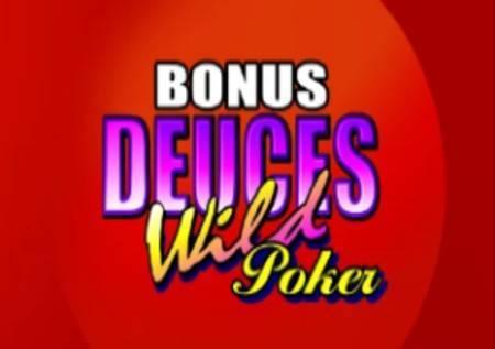 Bonus Deuces Wild – iskoristite sjajnog džokera i uživajte u pokeru!