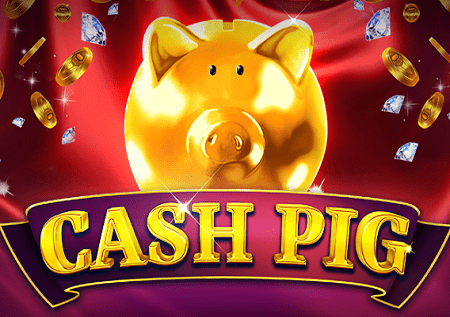 Cash Pig – pokupite zlatne bonuse!