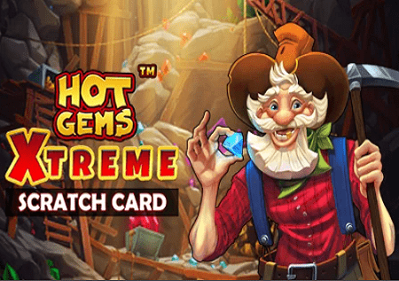 Hot Gems Xtreme Scratch Card – djamanti čekaju!