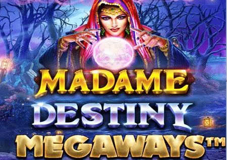 Madame Destiny Megaways slot!