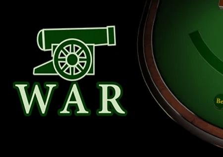 War – pobjedite dilera u igri rata!