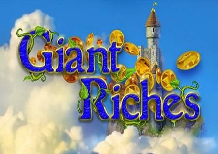 Giant Riches – osvojite sjajne dobitke u slotu!