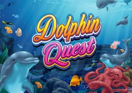 Dolphin Quest – slot morske tematike!