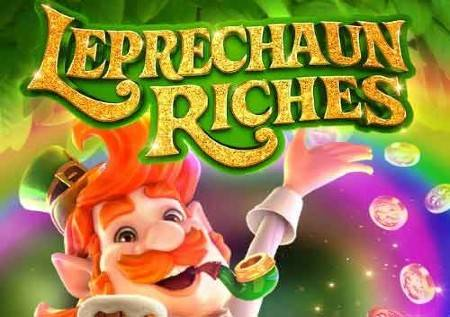 Leprechaun Riches – slot srećnih simbola!