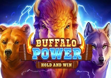 Buffalo Power: Hold And Win – životnije iznenađuju!