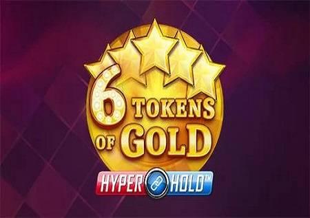 6 Tokens of Gold – igra koja donosi sjajne dobitke!