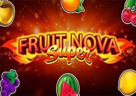 Fruit Super Nova – voćni dobici su spremni!