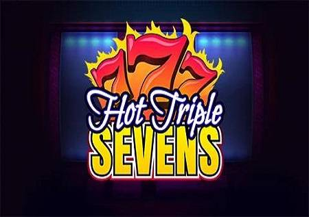 Hot Triple Sevens – slot srećnih sedmica!