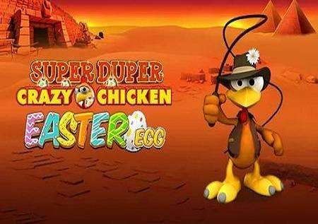 Super Duper Crazy Chicken Easter EGG – neobičan spoj!