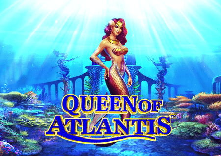 Queen of Atlantis – skriveno blago u kazino igri!