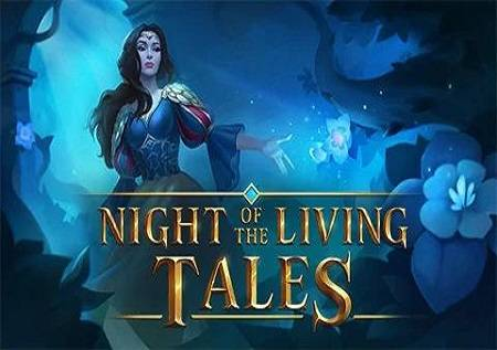 Night Of The Living Tales – princeza iz crtanog u slotu!