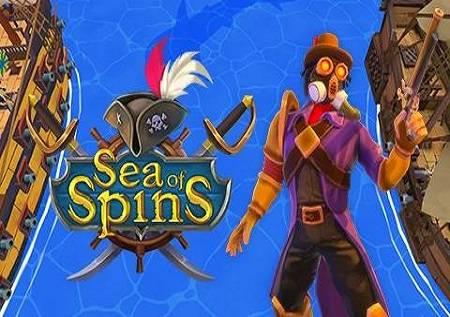 Sea Of Spins – zaplovite morem u slotu!
