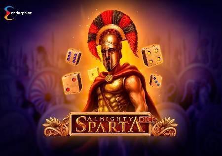 Almighty Sparta Dice – postanite pobjednik kazino obračuna!