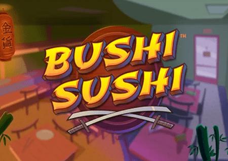 Bushi Sushi – akcioni slot!