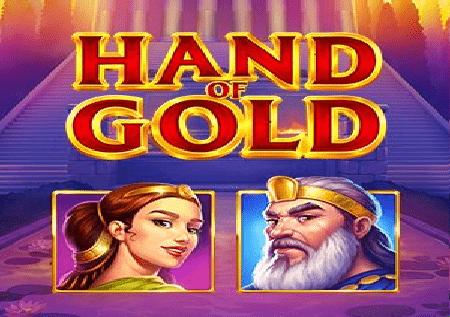 Hand of Gold – dodir zlatne ruke donosi sjajne dobitke!