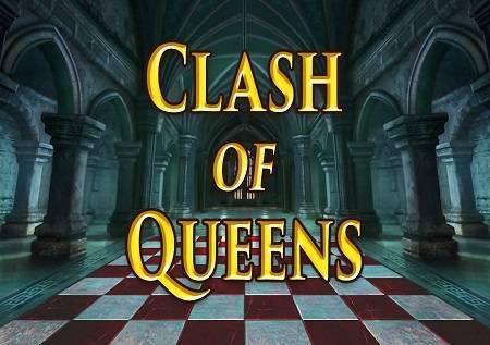 Clash of Queens – slot mračnih bonusa!