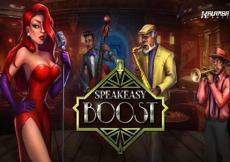 Speakeasy Boost – neodoljivi bonusi u slotu!