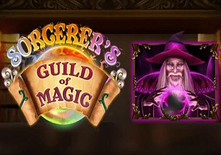 Sorcerers Guild of Magic – slot sa čarobnim bonusima!