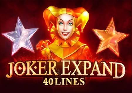 Joker Expand 40 Lines – sjajna zabava!